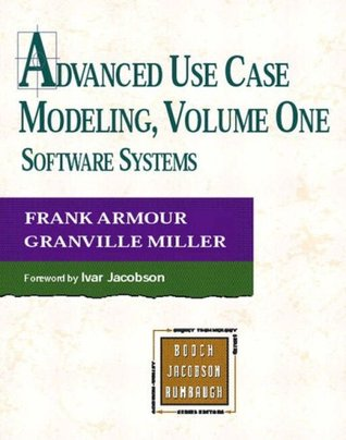 Advanced Use Case Modeling by Frank Armour