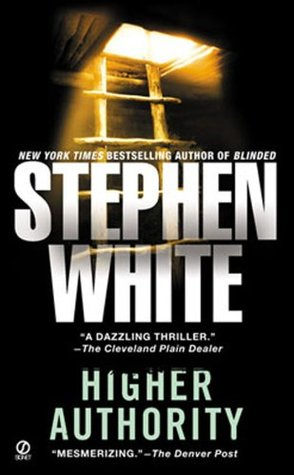 Higher Authority (Alan Gregory, #3)