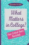 What Matters College Years P