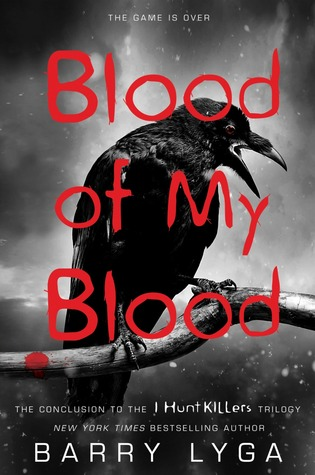 Blood Of My Blood book cover