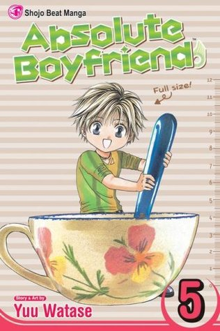 Absolute Boyfriend, Vol. 5 by Yuu Watase