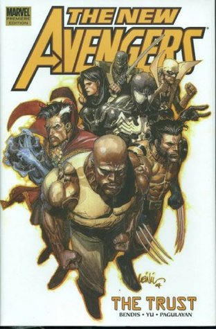 The New Avengers, Vol. 7 by Brian Michael Bendis