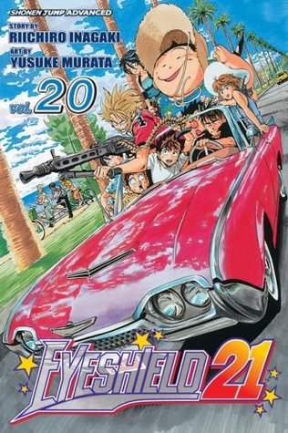Free download online Eyeshield 21, Vol. 20: Devils vs. Gods (Eyeshield 21 #20) by Riichiro Inagaki, Yusuke Murata PDF