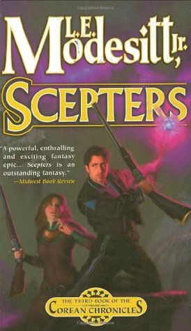 Scepters by L.E. Modesitt Jr.