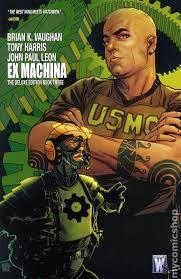 Ex Machina by Brian K. Vaughan