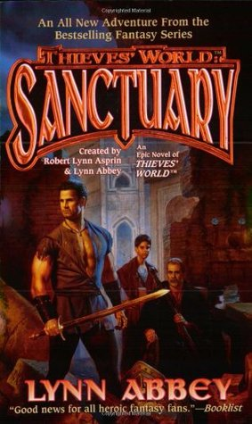 Sanctuary by Lynn Abbey