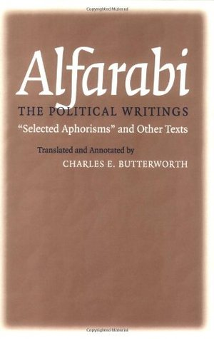 The Political Writings by Al-Farabi