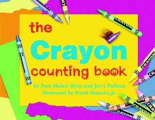 The Crayon Counting Board Book