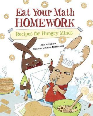 Eat Your Math Homework by Ann McCallum