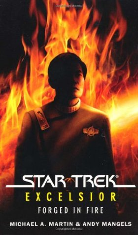 Review Excelsior: Forged in Fire (Star Trek: The Original Series) ePub