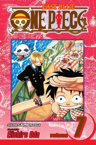 One Piece, Volume 07 by Eiichiro Oda
