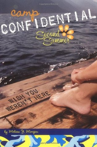 Wish You Weren't Here by Melissa J. Morgan