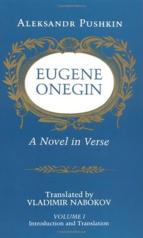 Eugene Onegin, Vol. I by Alexander Pushkin