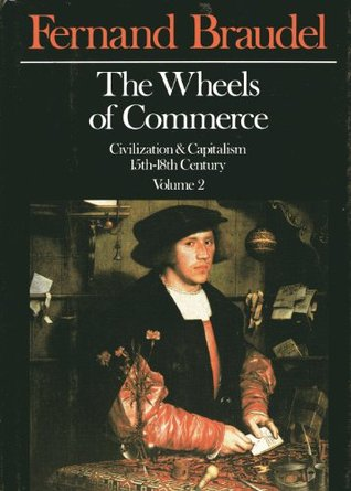 The Wheels of Commerce: Civilization and Capitalism, 15th-18th Century, Volume 2