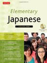 Elementary Japanese Volume One: (CD-ROM Included)