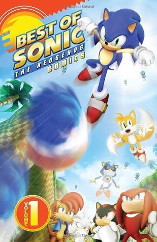 Best of Sonic the Hedgehog Comics, Volume 1 by Sonic Scribes