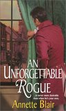 An Unforgettable Rogue (Rogues Club, #2)