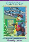 The Crazy Christmas Angel Mystery (Cul-de-sac Kids, #3)