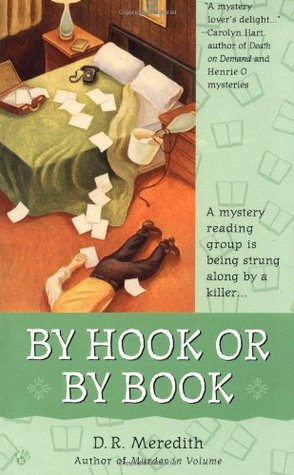 By Hook or By Book (Megan Clark, #2)
