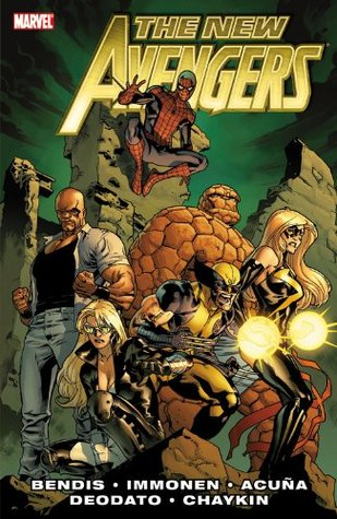 The New Avengers, Volume 2 by Brian Michael Bendis