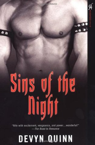 Sins Of The Night by Devyn Quinn