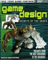 Game Design: Secrets of the Sages Guide (Brady Games)