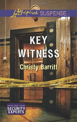 Key Witness (The Security Experts #1)
