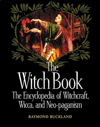 The Witch Book by Raymond Buckland
