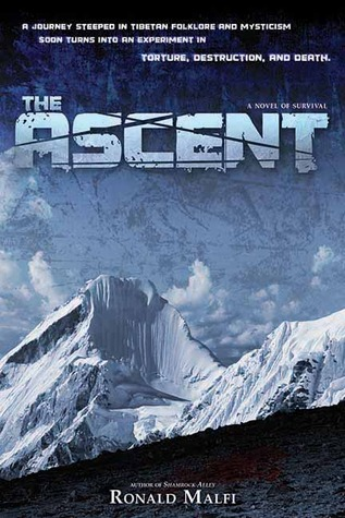 The Ascent by Ronald Malfi