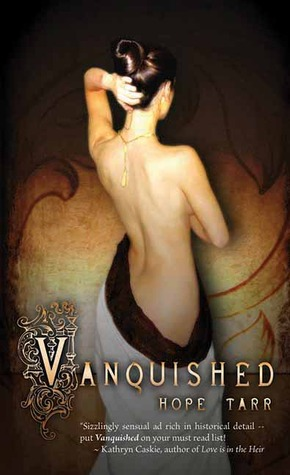 Vanquished by Hope Tarr