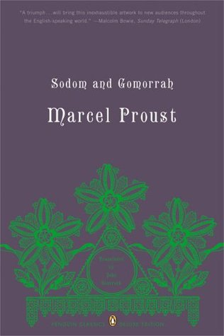 Sodom and Gomorrah by Marcel Proust