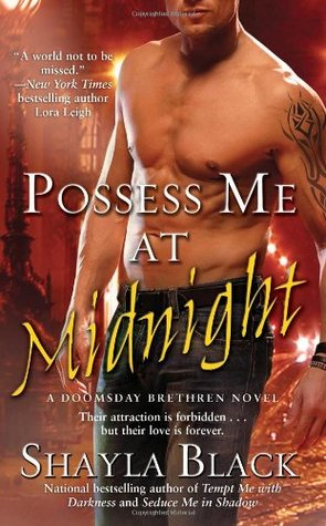 Possess Me at Midnight by Shayla Black