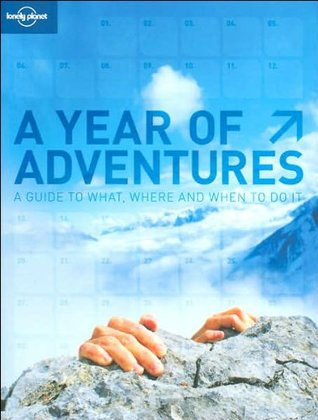 A Year of Adventures by Andrew Bain