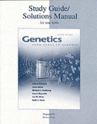 Solutions Manual/Study Guide to accompany Genetics: From Genes to Genomes, 2nd Edition