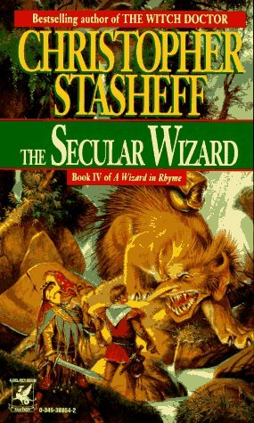 The Secular Wizard by Christopher Stasheff