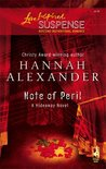 Note of Peril (Hideaway #4)