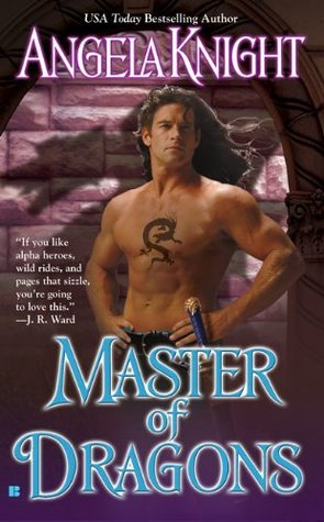 Master of Dragons by Angela Knight