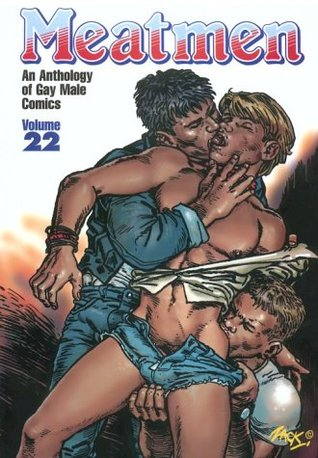 from Princeton gay comic books