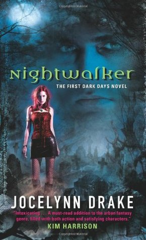Nightwalker by Jocelynn Drake