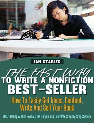 write a nonfiction book fast