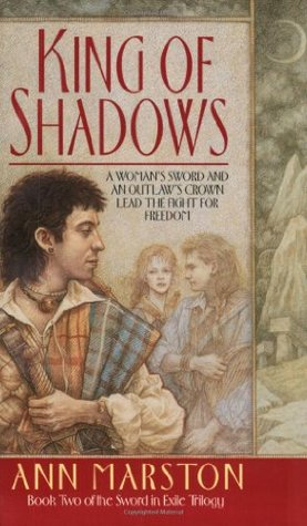 King of Shadows by Ann Marston