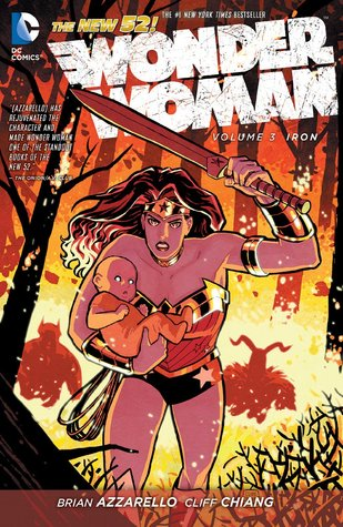 Wonder Woman, Vol. 3: Iron