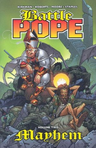 Battle Pope, Volume 2 by Robert Kirkman