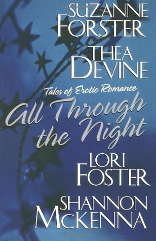 All Through The Night by Suzanne Forster