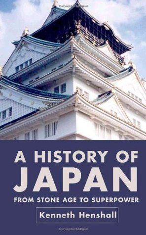 A History of Japan by Kenneth G. Henshall