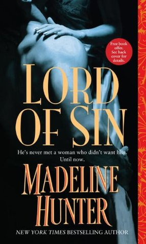 Lord of Sin by Madeline Hunter