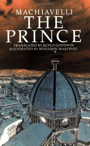 Book Review: The Prince by Niccolo Machiavelli