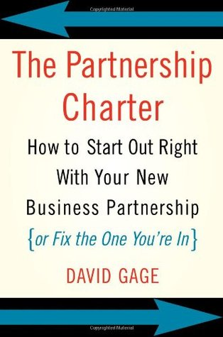 The Partnership Charter by David Gage