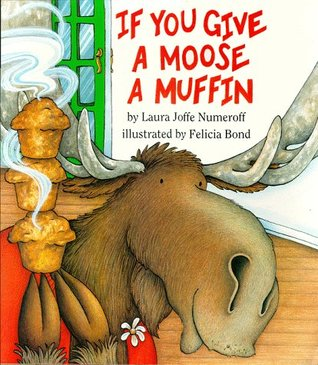 If You Give a Moose a Muffin Big Book by Laura Joffe Numeroff