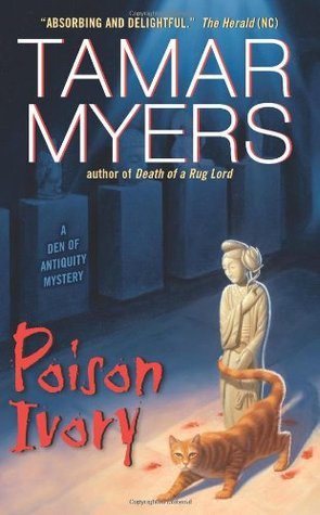 Poison Ivory by Tamar Myers